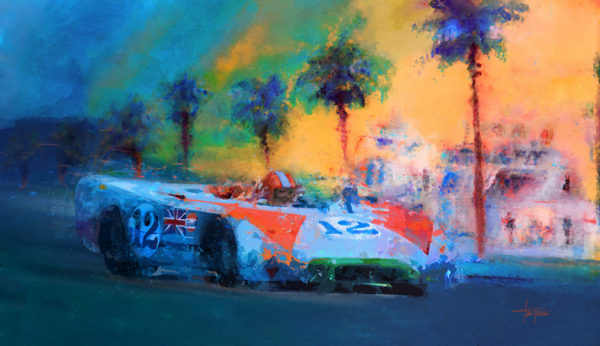Gentleman Racer - Alan Greene