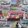 The Story of Porsche Painting - Simon Ward